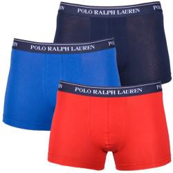 3PACK pánské boxerky Ralph Lauren vícebarevné (V9PK3)