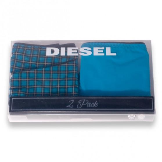 2PACK dámské kalhotky Diesel vícebarevné (00SE2V-0CADQ-02)