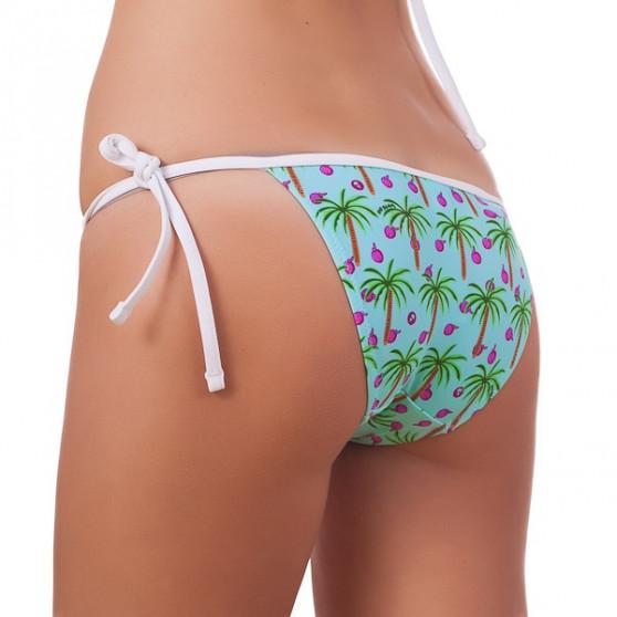 Dámské Plavky 69SLAM Kalhotky Triangle Coconut