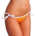 Dámske Plavky 69SLAM Nohavičky Triangle Orange