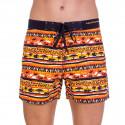 Pánske Plavky 69SLAM Krátke Boardshort Classic Savana Orange