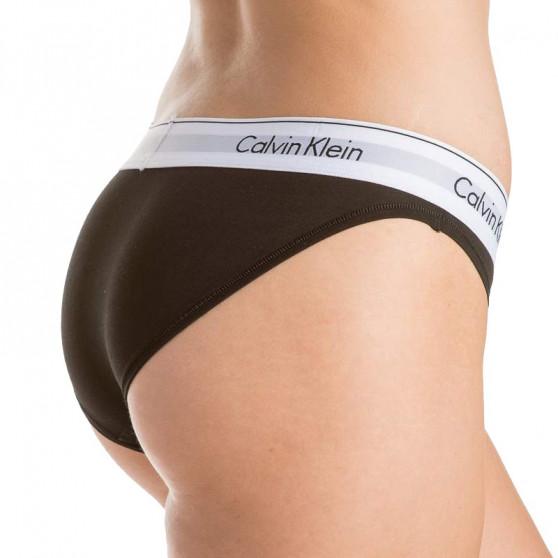 Dámské kalhotky Calvin Klein černé (F3787E-001)