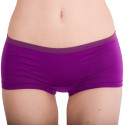 Dámske nohavičky Calvin Klein fialové (QD3546E-4VI)