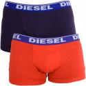 2PACK pánske boxerky Diesel viacfarebné (00S9DZ-0GAFM-13)