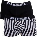 2PACK pánske boxerky Diesel viacfarebné (00S9DZ-0TAOI-01)