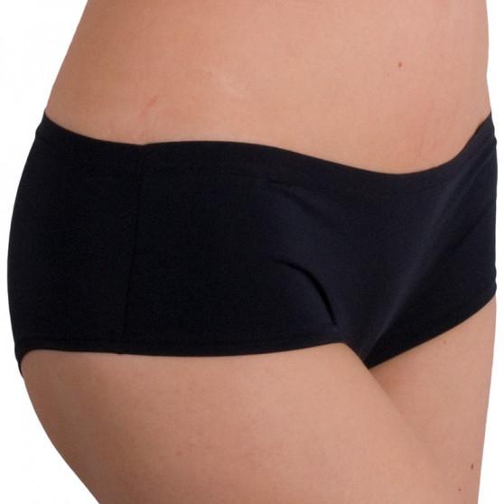 Dámské kalhotky Molvy černé (MD-703-FEU)