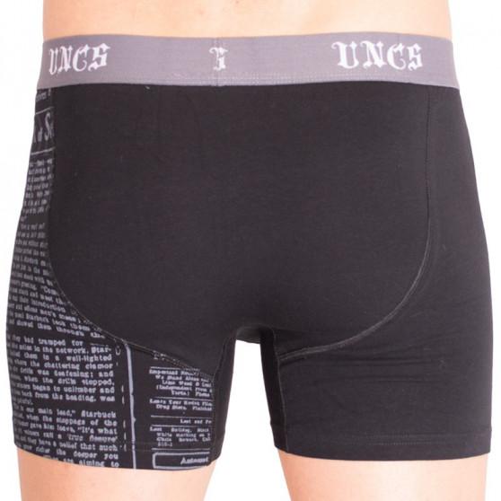 2PACK pánské boxerky UNCS Angelo nadrozměr