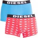 2PACK pánske boxerky Diesel viacfarebné (00S9DZ-0TAPJ-01)