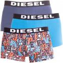 3PACK pánske boxerky Diesel viacfarebné (00SAB2-0JAOY-02)