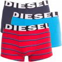 3PACK pánske boxerky Diesel viacfarebné (00SAB2-0PAPV-01)