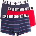3PACK pánske boxerky Diesel viacfarebné (00SAB2-0PAPV-02)