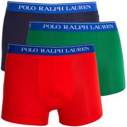 3PACK pánské boxerky Ralph Lauren vícebarevné (714662050002)