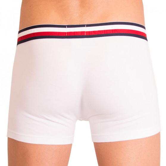 Pánské boxerky Tommy Hilfiger bílé (UM0UM00302 100)
