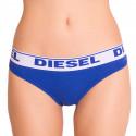 Dámska tangá Diesel modrá (00CP9G-0HAFK-8CR)
