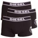 3PACK pánske boxerky Diesel čierne (00SAB2-0TANL-01)