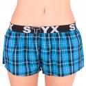Dámske trenky Styx športová guma viacfarebné (T523)