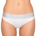 Dámska tangá Calvin Klein biela (QF4054E-100)