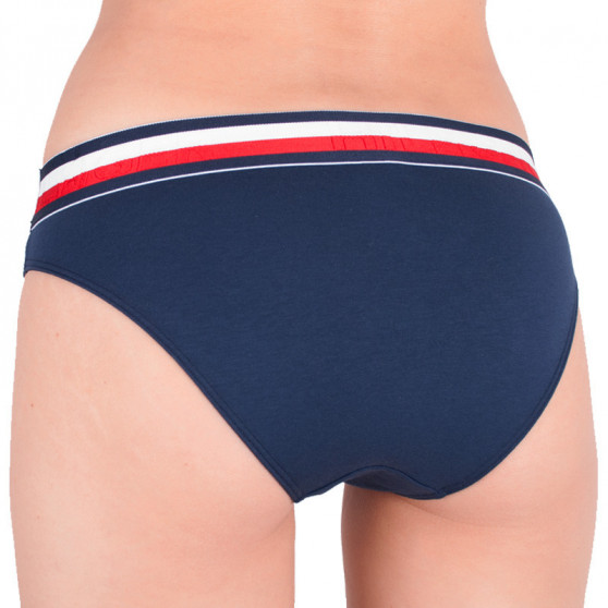 Dámské kalhotky Tommy Hilfiger tmavě modré (UW0UW00428 416)