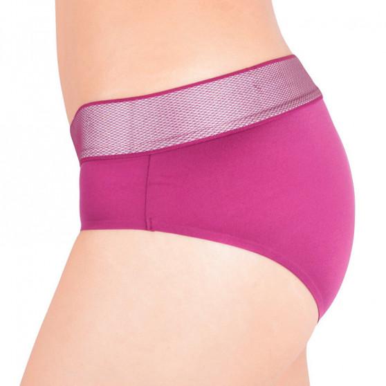 Dámské kalhotky Calvin Klein růžové (QF1999E-IN8)