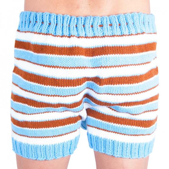Ručně pletené trenky Infantia (PLET63)