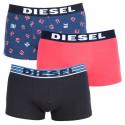 3PACK pánske boxerky Diesel viacfarebné (00SAB2-0JARC-02)