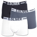 3PACK pánske boxerky S.Oliver viacfarebné (26.899.97.4229.12B9)