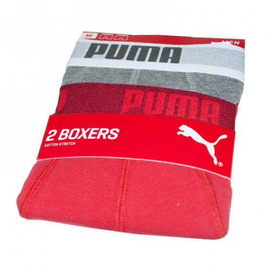 2PACK pánské boxerky Puma vícebarevné (521015001 072)