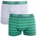 2PACK pánske boxerky Puma viacfarebné (651001001 327)