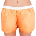 Dámske trenky Represent solid orange biela guma