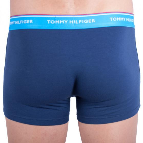 3PACK pánské boxerky Tommy Hilfiger tmavě modré (1U87903842 358)