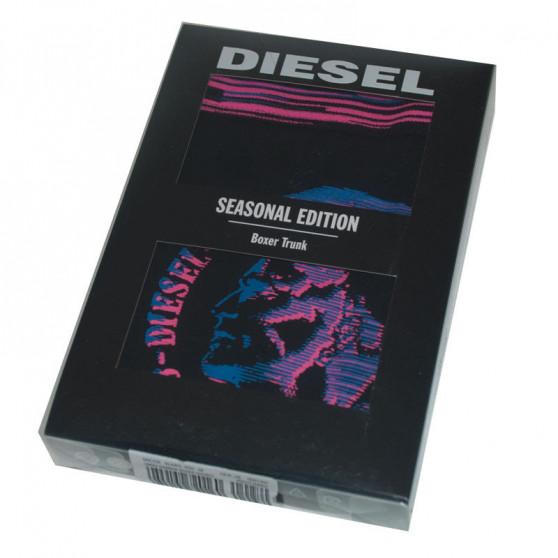 Pánské boxerky Diesel černé (00CIYK-0LARO-900)