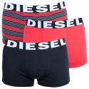 3PACK pánske boxerky Diesel viacfarebné (00SAB2-0JARA-01)