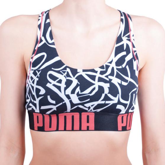 Dámská sportovní podprsenka Puma vícebarevná (583005001 917)