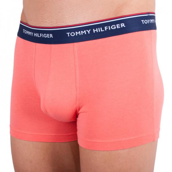 3PACK pánské boxerky Tommy Hilfiger vícebarevné (1U87903842 424)