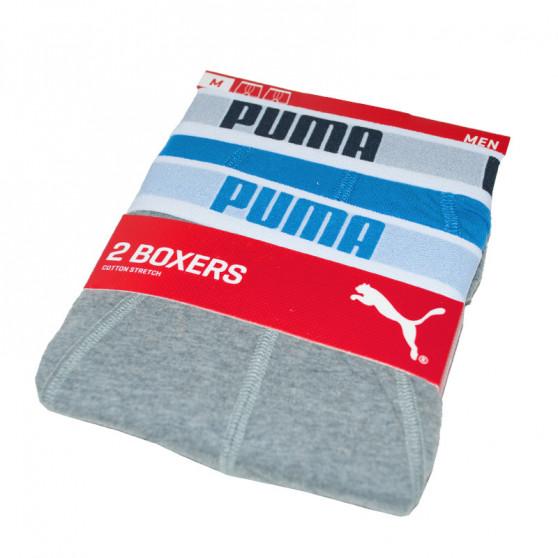 2PACK pánské boxerky Puma vícebarevné (521015001 417)