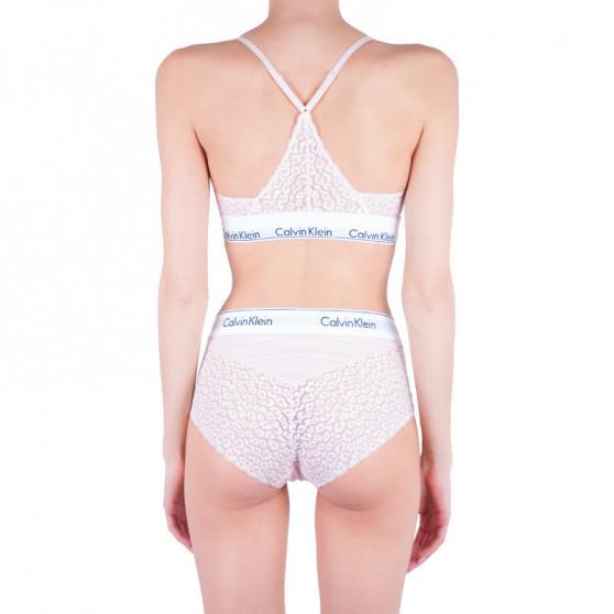 Dámské kalhotky Calvin Klein růžové (QF4687E-2NT)