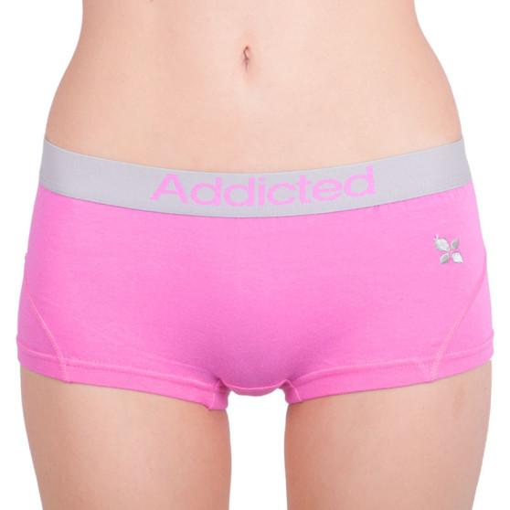 Dámské kalhotky Addicted růžové