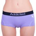 Dámske nohavičky Addicted fialová