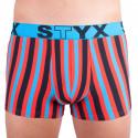 Pánske boxerky Styx športová guma viacfarebné (G861)