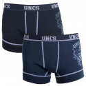2PACK pánske boxerky UNCS Revolver