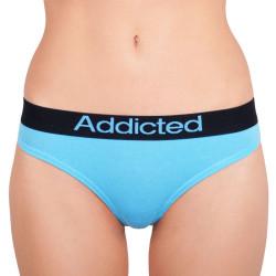 Dámská tanga Addicted modrá
