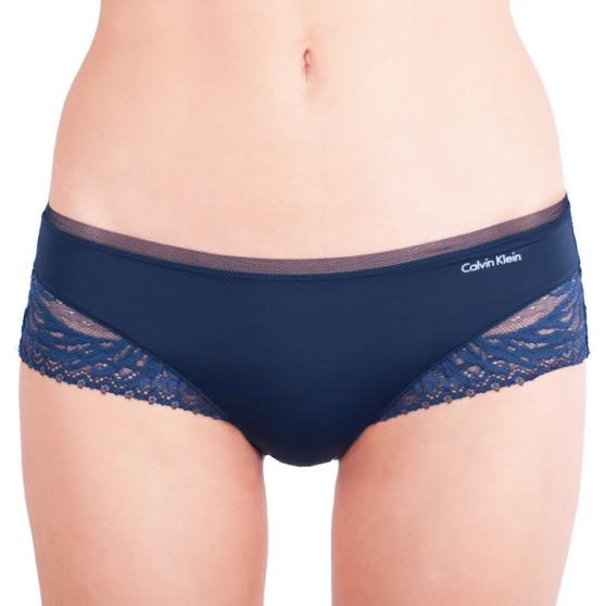 Dámské kalhotky Calvin Klein tmavě modré (QF4451E-0PP)