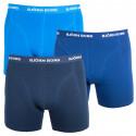 3PACK pánske boxerky Bjorn Borg modré (9999-1024-71191)