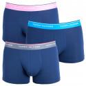 3PACK pánske boxerky Tommy Hilfiger tmavo modré (1U87903842 073)
