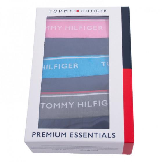 3PACK pánské boxerky Tommy Hilfiger tmavě modré (1U87903842 073)