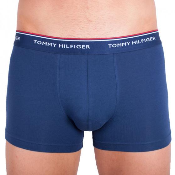 3PACK pánské boxerky Tommy Hilfiger tmavě modré (1U87903842 904)