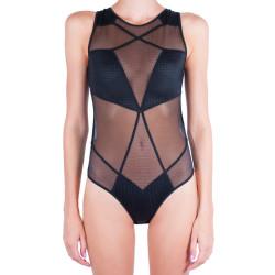 Dámské body Calvin Klein černé (QF4492E-001)