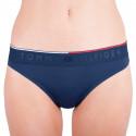 Dámske nohavičky Tommy Hilfiger tmavo modré (UW0UW00711 416)