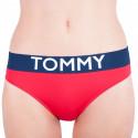 Dámske nohavičky Tommy Hilfiger červené (UW0UW00700 611)