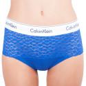 Dámske nohavičky Calvin Klein modré (QF4687E-PZ6)